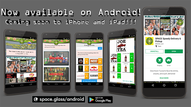 Now available on Android! Get it on Google Play. Coming soon to iPhone and iPad!!!